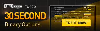 30 Second Binary options